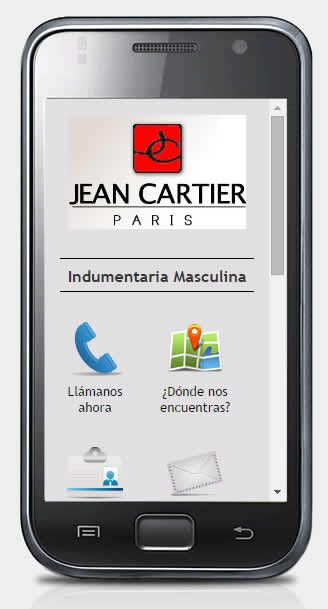 Jean Cartier Oggi .Com.Ar :: Indumentaria Masculina