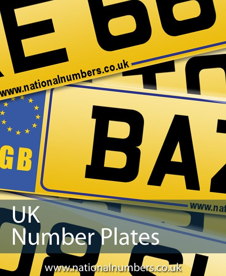 Best 25+ Personalised registration plates ideas on Pinterest | Buy ...