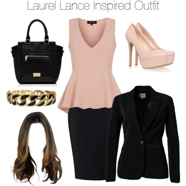 Arrow - Laurel Lance Inspired Outfit Can be used for a work related activity.