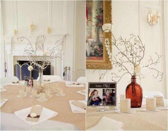 9 best images about boda civil on pinterest rustic - Decoraciones bodas vintage ...