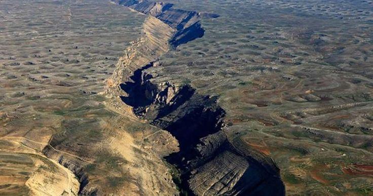 Servicio Geológico de EE.UU: Falla de San Andrés podría ser vencida por un Gran Terremoto
