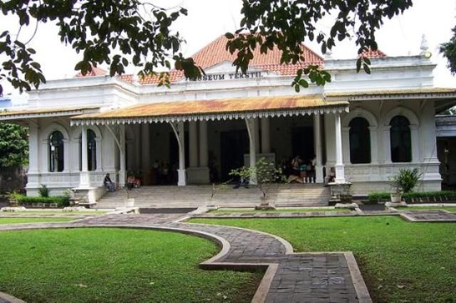 The Textile Museum of #Jakarta - Cush Travel Blog #Indonesia