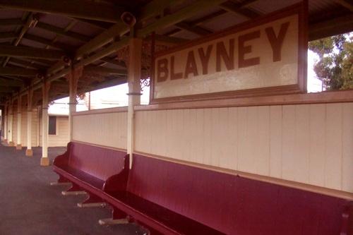 Blayney NSW 2799  Australia  Where I was born...