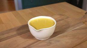 Currysås passar perfekt till kyckling eller en vit fisk. Den här blir dessutom klar på 5 minuter.