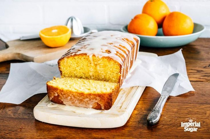 Gâteau Amish Orange | Sucre Impérial   – Desserts