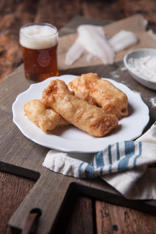 The only beer battered fish recipe you need on how to for How do you make batter for fish