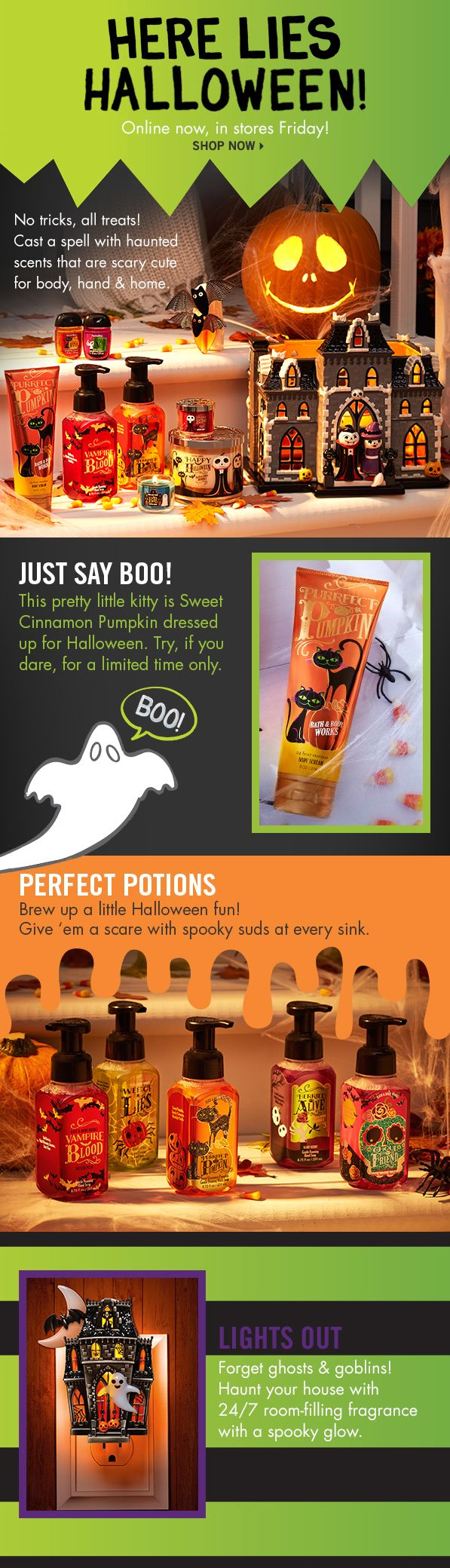 Bath And Body Works Fun For