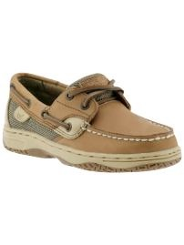 Sperry's... the boys LOVE theirs