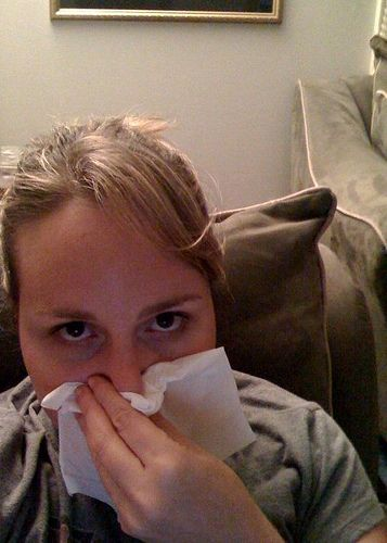 Discourage Holiday Sinus Problems With This Easy Tip