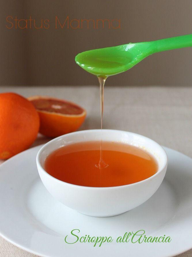 Sciroppo all'arancia