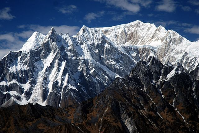 Himalaje, Nepal, Trekking dookoła Manaslu, NEPAL
