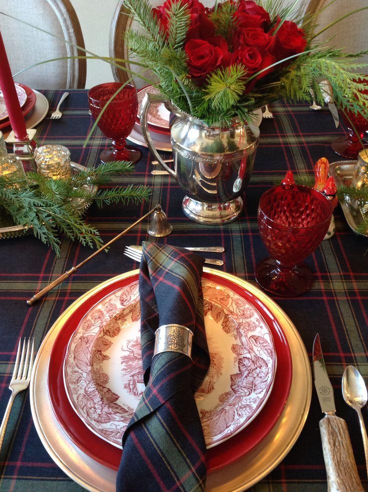 Christmas Table 2014
