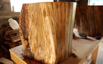 ... tables wood stumps tree stumps tree branches wood side tables end