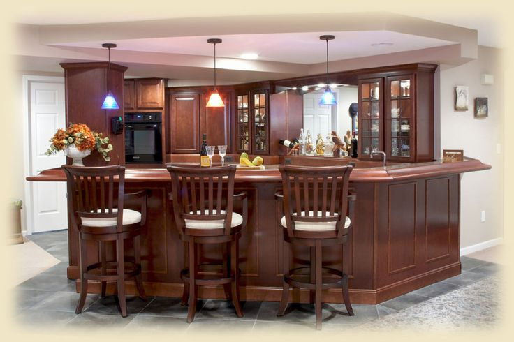 Lowe S Cabinet Ideas Bar Basement: 17 Best Images About Finished Basement Bar Areas On