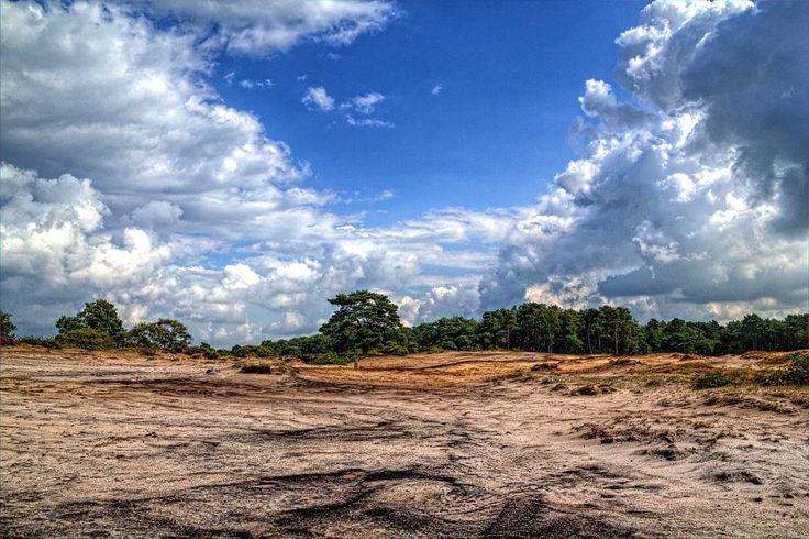 Burned sand 2 by Gerrit Kuyvenhoven