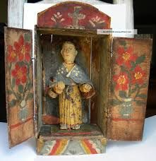 decorated religious nichos - Google Search