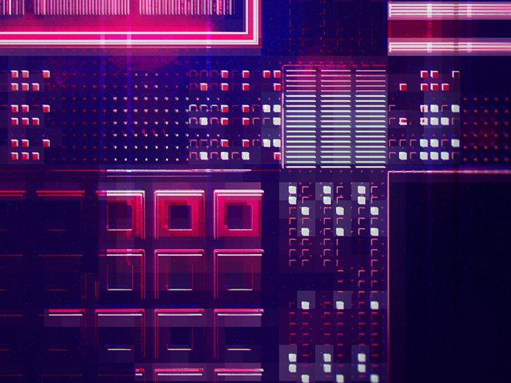 Digital Rust by Joel Watkins | Dribbble