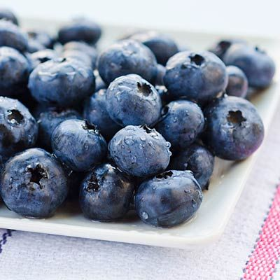 Do you eat three or more servings of blueberries and strawberries a week? If so, congrats...your heart attack risk is 32% lower! | health.com
