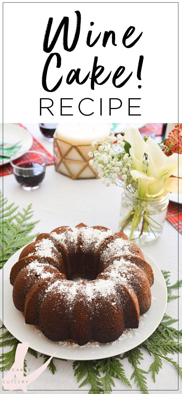 If you're a wine lover, you HAVE to make this sherry wine cake! This unique cake idea uses a base of white cake mix and is a total crowd pleaser!