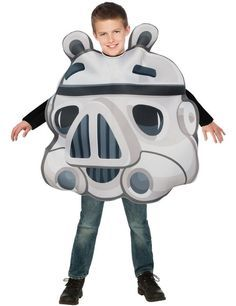 Child Angry Birds Stormtrooper Costume http://www.shopprice.com.au/angry+birds+costume