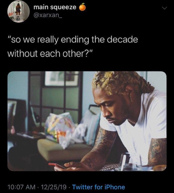 Future Is All Of Our Texty Toxic Exes In This Hilarious Twitter Meme Rapper Quotes Twitter Quotes Funny Feeling Broken Quotes