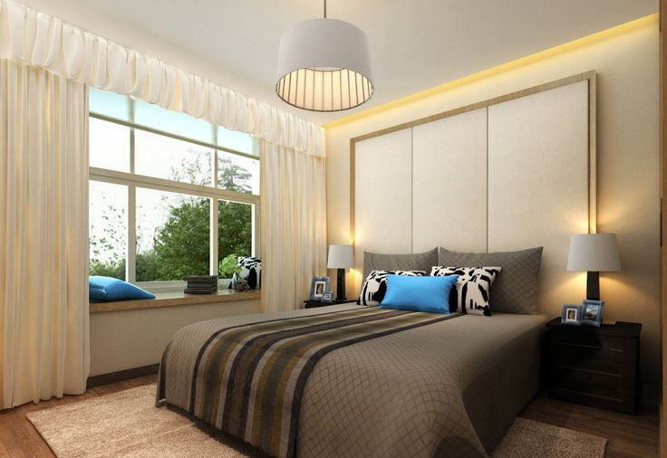 Best Ceiling Lights for Bedrooms - Design Ideas for Small Bedrooms Check more at http://grobyk.com/best-ceiling-lights-for-bedrooms/