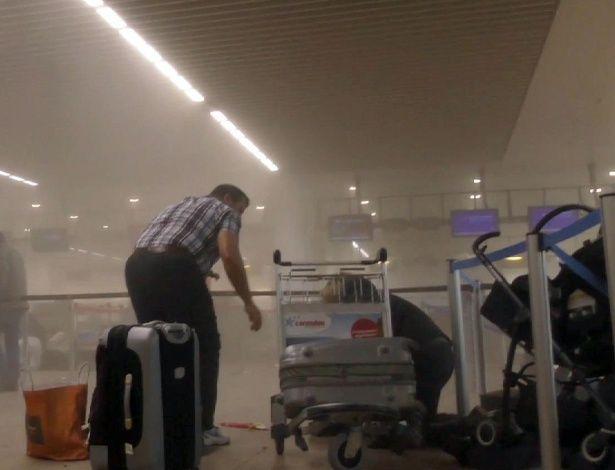 Atentados no metrô e no aeroporto de Bruxelas matam mais de 30
