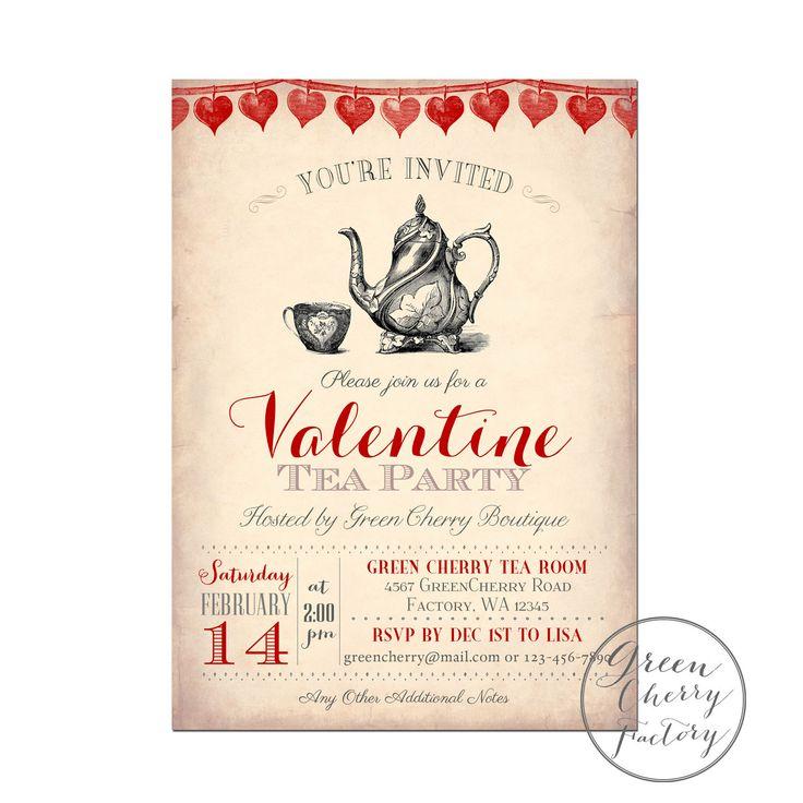 1000+ images about Valentine's Tea on Pinterest | Scarlet, Twist ...