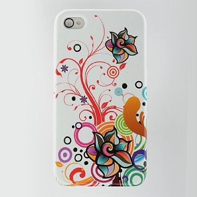 Why not add flair to your drab black / white phone? Uncommon makes some totally amazing covers, and you can even have them put your picture on it!
