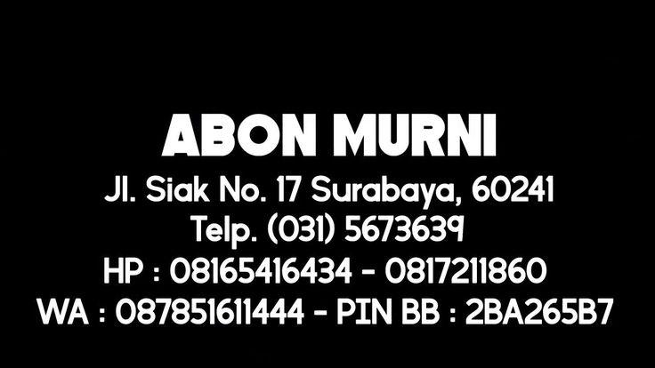 Sajian lezat #Abon kwalitet istimewa dari Abon Murni Surabaya, Jl. Siak No. 17 Surabaya. #Kuliner #Surabaya #Food #AbonSapi #AbonAyam #AbonBandeng #AbonTuna #KulinerIndonesia #IndonesianFood