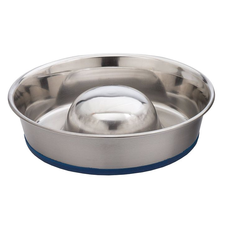 OurPets DuraPet Slow Feed Premium Stainless Steel Dog Bowl >>> You can get more details by clicking on the image. (This is an affiliate link and I receive a commission for the sales)