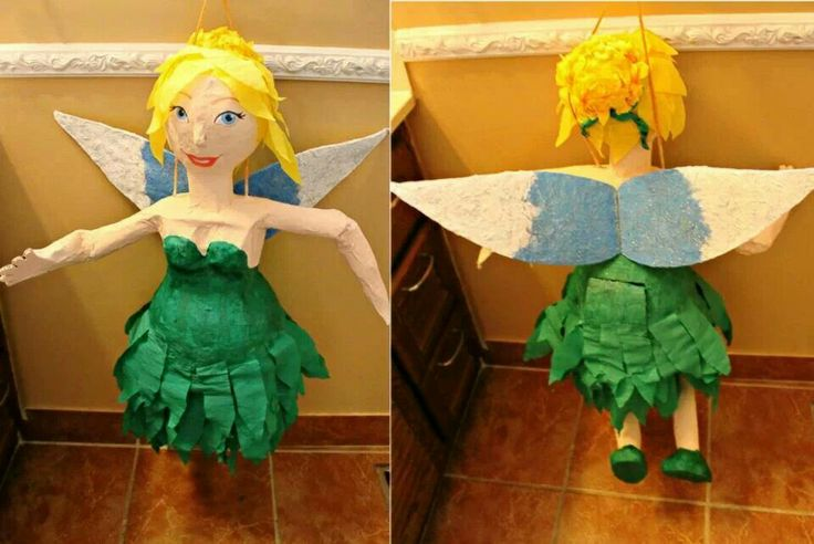 Tinkerbell... cant tell in the picture but the wings have sparkles :)