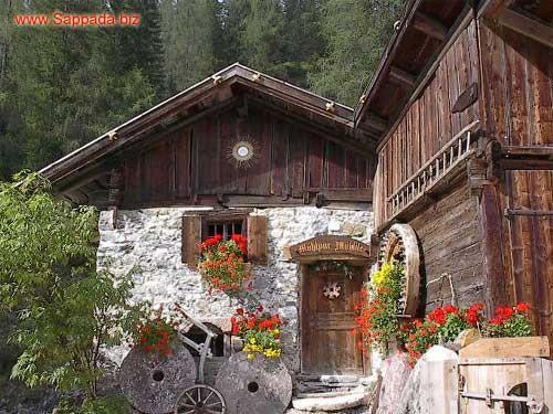 Oltre 25 fantastiche idee su case di montagna su pinterest for Case e interni