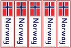 Norway Flag Printables