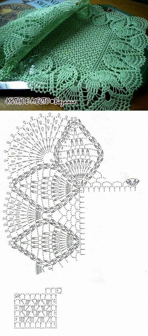 crochet lace ...♥ Deniz ♥ |
