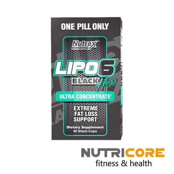 LIPO 6 HERS | Nutricore | fitness & health