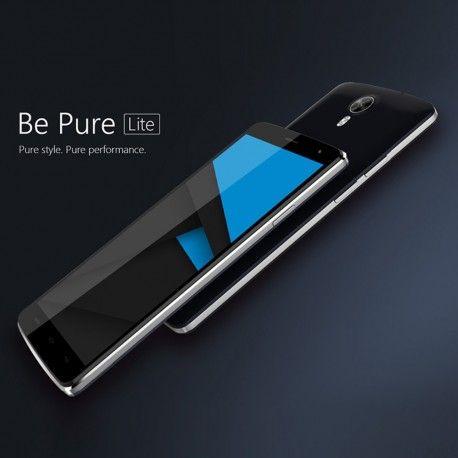 """Le Smartphone Ulef BPL mis en vente en 2016. Il marche à un jeu de puces Mediatek MT6580, 1 GB RAM ,8 GB Android OS v6.0,écran IPS 5 """" résolution 720 x 1280 px."""