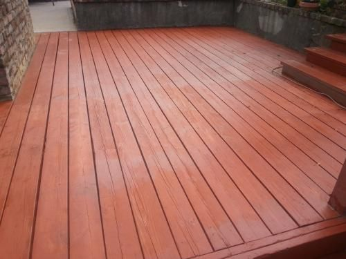 Trex Decking Colors >> images of sequoia solid color wood stain sherwin williams ...