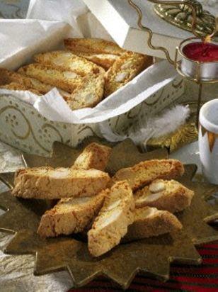 Cantuccini: lassen sich auch schon supergut vorher vorbereiten und süß verpacken