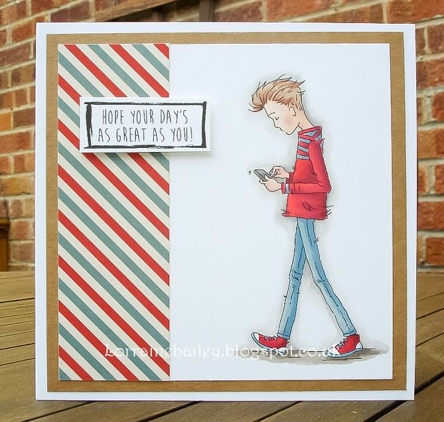 571 best cards lotv boys images on pinterest card ideas cards lotv oliver texting by lorraine bailey bookmarktalkfo Gallery