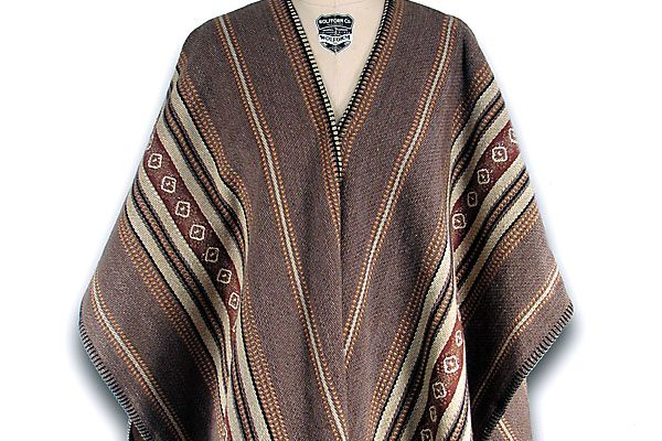 78 Best Andean Ponchos Images On Pinterest Ponchos