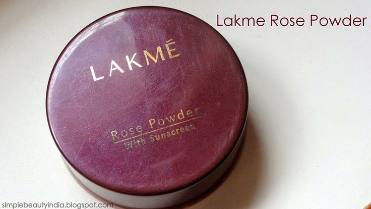 Beauty Grin: Lakme Rose Powder in Soft Pink: Review and Swatch #lakme #rosepowder #loosepowder #bblogger