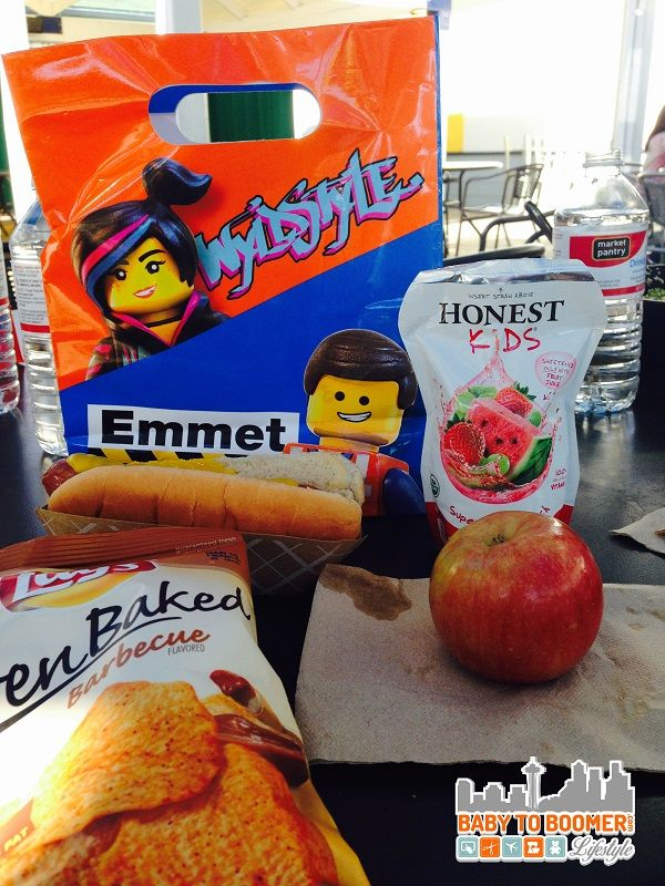lunch at legoland fun town market Family Travel: 7 Tips For Visiting LEGOLAND California Resort ad