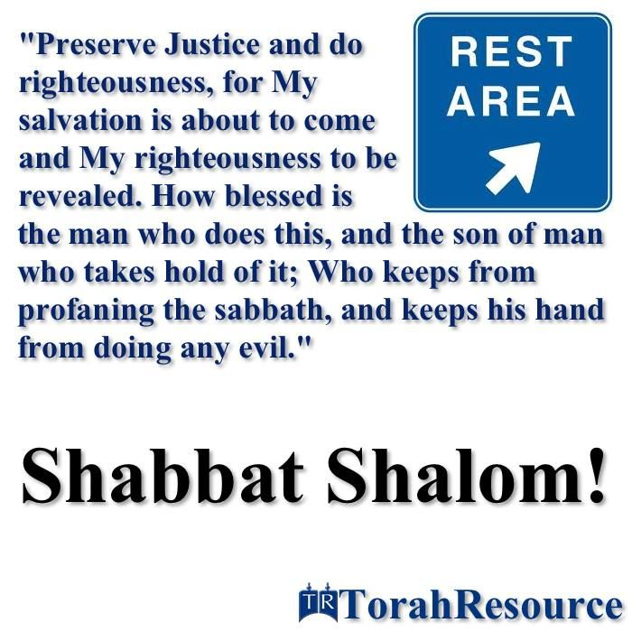 God gave us the Shabbat (sabbath) to give us a rest every little while on the road of life. But didn't Jesus brake the Sabbath? Messianic, Christian