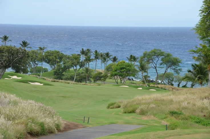 Mauna Kea golf course, Big Island of Hawaii. This is the course to play.