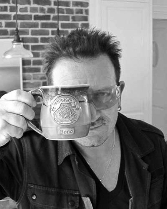 Bono - Paul Hewson