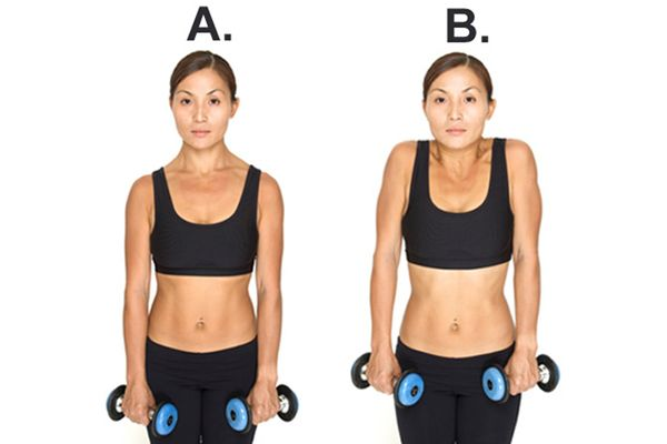 Shoulder Bursitis Exercises - Shoulder Shrug