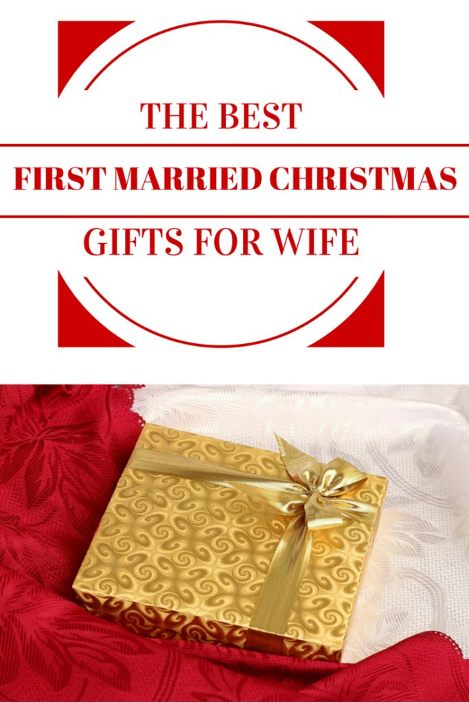 Best First Married Christmas Gift For Wife, First Christmas Married