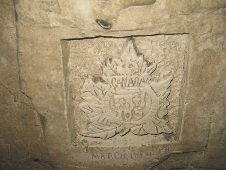 Poignant carvings at Vimy are reminders of Canadians who fought there (with video)   World War I