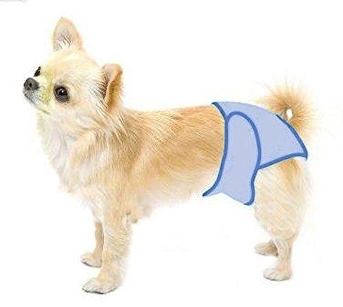 FakeFace Hund physiologischen Hosen Haustier Sanit�r Hosen Unterw�sche Schutzhose f�r Weiblich Hund Windel Hygieneunterhose f�r jede Hunde M L XL